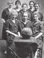 Sandy Union High School girls' championship, 1917.png