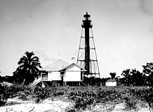 Sanibelislandlh.JPG. The Sanibel Island Light ...