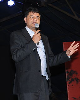 Sanjay Govil businessperson