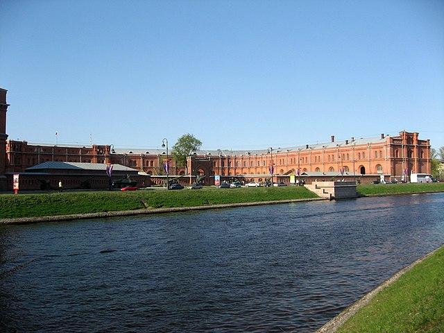 ВПетербурге решено неоткрывать Кронверкскую набережную