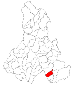 Location of Sânsimion