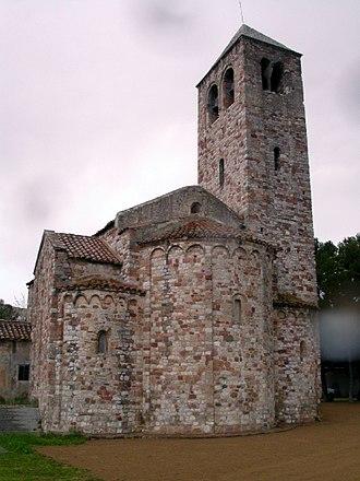 Barberà del Vallès - Church of Santa Maria de Barberà