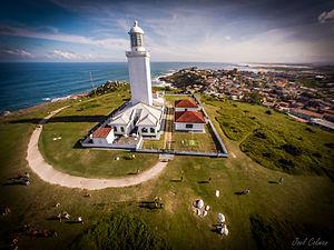 Laguna, Santa Catarina - Santa Marta Lighthouse in Laguna