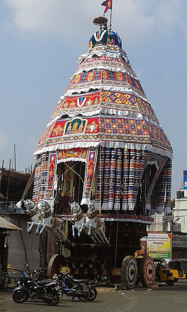 Sarangapani temple, Kumbakonam - Wikiwand