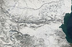 Satellite image of Bulgaria in December 2001.jpg