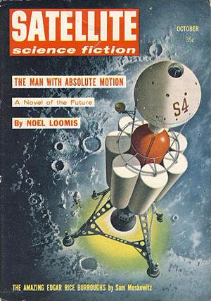 Satellite Science Fiction - October 1958
