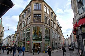 Scandinavian Academy Of Fashion Design Wikipedia