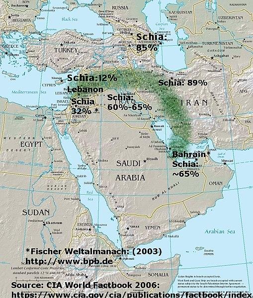 The Shiite Crescent