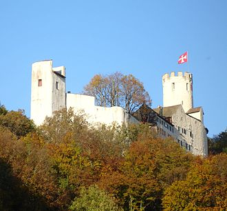 Oensingen - Neu Bechburg Castle