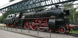 Baden IV h Class of 20 German 4-6-2 locomotives