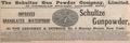 Schultze rauchloses Pulver - Werbung 1887.png