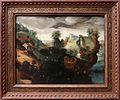 Scuola dei paesi bassi medidionali, paesaggio antropomorfo, uomo, 1550-1600 ca. 01.JPG