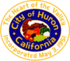 Official seal of Huron, California