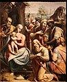 Sebastiano ghezzi, adorazione dei magi, 1600-40 ca. (montalto delle marche, musei) 02.jpg