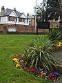 Secombe Theatre garden, Sutton, Surrey, Greater London.jpg