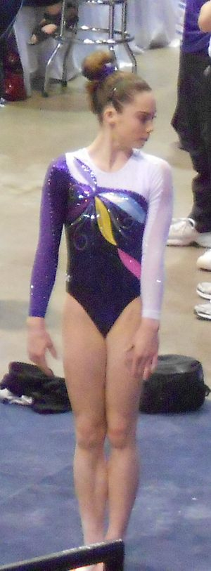 McKayla Maroney - Maroney at the 2012 Secret U.S. Classic