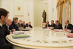 Secretary Kerry Meets With Russian President Putin and Russian Foreign Minister Lavrov to Discuss Syria and Ukraine in (25407409813).jpg
