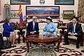 Secretary Kerry Sits With Mongolian President Tsakhia Elbegdorj (26864122534).jpg