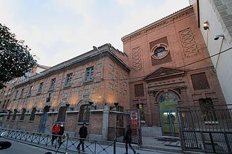 Unión General de Trabajadores - UGT headquarters (Madrid).