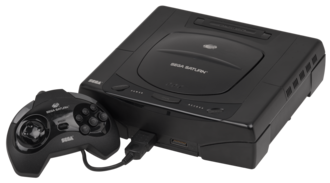 1995 in video gaming - The original NA Sega Saturn