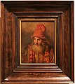 Seguace di rembrandt, vecchio con cappello alto e bordato di pelliccia.jpg