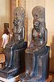 Sekhmet statues, Louvre 1 August 2013.jpg