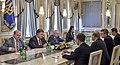 Senator Robert Menendez, CODEL, Kyiv, Ukraine, Sept. 1, 2014 (14929307248).jpg