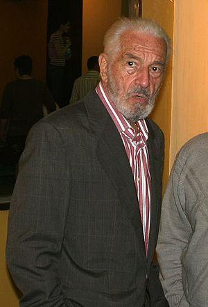2013 in Romania - Sergiu Nicolaescu