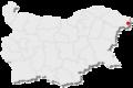 Shabla location in Bulgaria.png
