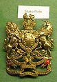 Shako plate, Royal Monmouth Milita 1.jpg