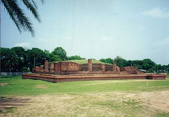 Comilla - Shalaban Bihar is evidence of the age of Comilla.