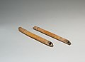 Sharpened Sticks from Tutankhamun's Embalming Cache MET DP225313.jpg