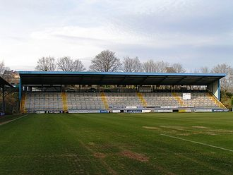 The Shay - North Stand