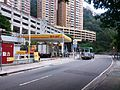 Shell Petrol Station in Baguio Villa.JPG