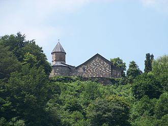 Shemokmedi Monastery - Image: Shemoqmedi church
