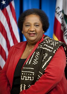 Shirley Weber Current Secretary of State of California