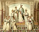 Shujah ud-Daulah and his sons shoberl