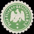Siegelmarke Feld-Flieger-Abteilung No. 7 W0346718.jpg