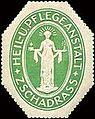 Siegelmarke Heil - und Pflegeanstalt - Zschadrass W0213480.jpg