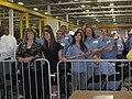 Siemens employees watch for Obama (4557792879).jpg