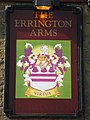 Sign for The Errington Arms - geograph.org.uk - 1305409.jpg