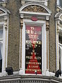 Sign for The Sir Richard Steele, Haverstock Hill, NW3 - geograph.org.uk - 1458409.jpg
