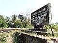 Signage - Burma-Siam 'Death Railway' - Thanbyuzayat - Near Mawlamyine (Moulmein) - Myanmar (Burma) (11954827994).jpg