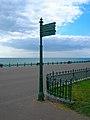 Signpost, Esplanade - geograph.org.uk - 543850.jpg