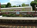 Signs on Settle Station - geograph.org.uk - 358287.jpg