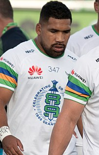 Siliva Havili New Zealand rugby league footballer