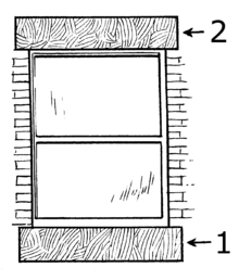 Interior window sill trim ideas - Window Sill Wikipedia