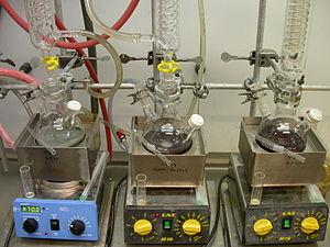 Simmons–Smith reaction - Simmons-Smith reaction in progress