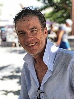 Simon Vance British audiobook narrator