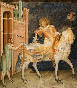 San Martino Chapel - Image: Simone Martini 033 bright